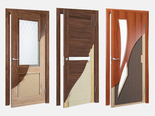 Межкомнатные двери — какие они бывают и из чего состоят