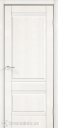 Межкомнатная дверь VellDoris Alto 2P Эмалит белый