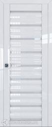 Межкомнатная дверь Профильдорс 76L, Белый люкс