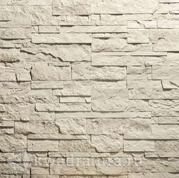 Декоративный гипсовый камень Сланец Карпатский серый