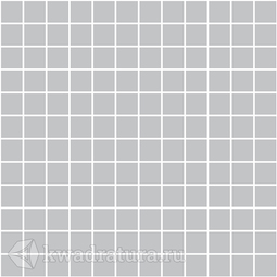 Керамическая мозаика Темари стальной матовый 29.8x29.8