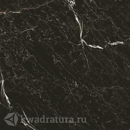 Керамогранит Grasaro Classic Marble черный блестящий 40x40