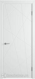 Межкомнатная дверь Флитта 26 эмаль белая