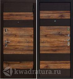 Входная дверь Феррони Орландо 9,5 см Дуб бомонд лофт