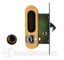 Ручка с механизмом Archi для раздвижной двери матовое золото