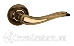Дверная ручка Galeria 106 бронза
