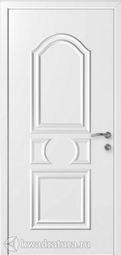 Межкомнатная дверь Капель ДГ Нарцисс Белая