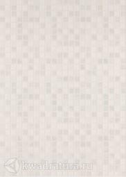 Настенная плитка Березакерамика Квадро белый 25х35 см