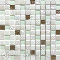 Мозаика стеклянная Bonaparte Lotto 30х30
