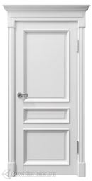 Межкомнатная дверь Ландыш ДГ серена белые
