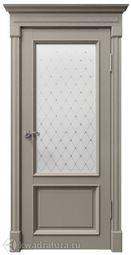 Межкомнатная дверь Лаванда ДО серена каменный