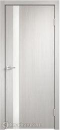 Межкомнатная дверь VellDoris Sмart 1Z дуб белый