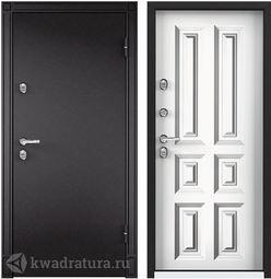 Дверь входная стальная Торэкс Snegir 20 MP Белый