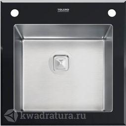 Кухонная мойка Tolero Ceraмic Glass TG-500