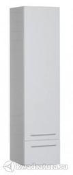 Мебель для ванной Aquanet Нота пенал белый краска/глянец